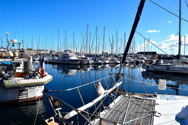 St. Malo Marina | www.rachelphipps.com @rachelphipps