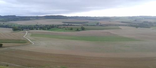 A typical Normandy landscape