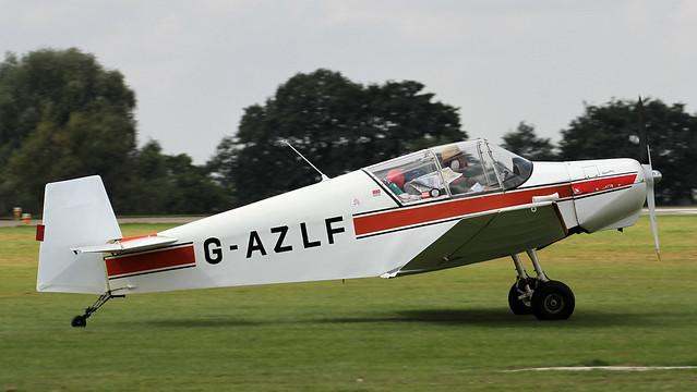 G-AZLF
