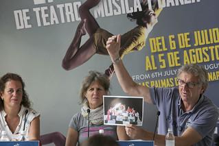 RUEDA DE PRENSA DE Alice on the Run, de Theater Titanick