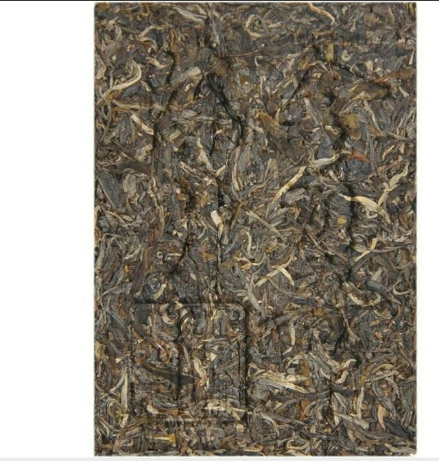Free Shipping 2013 CHEN SHENG HAO Golden Ban Zhang Brick Zhuan1000g YunNan MengHai Organic Pu'er Raw Tea Sheng Cha Weight Loss Slim Beauty