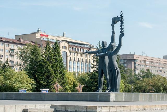 Russia Novosibirsk-5