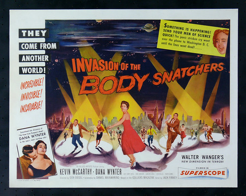 Invasion of the Body Snatchers - 1956 - Poster 2