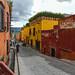 Las Calles de San Miguel de Allende por wegstudio