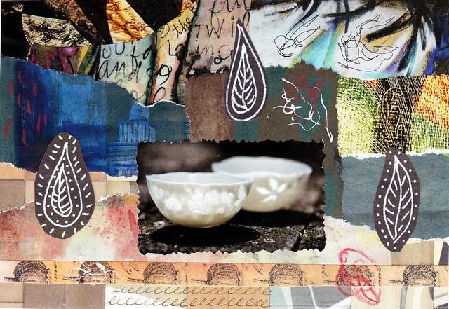 Postcard Two bowles