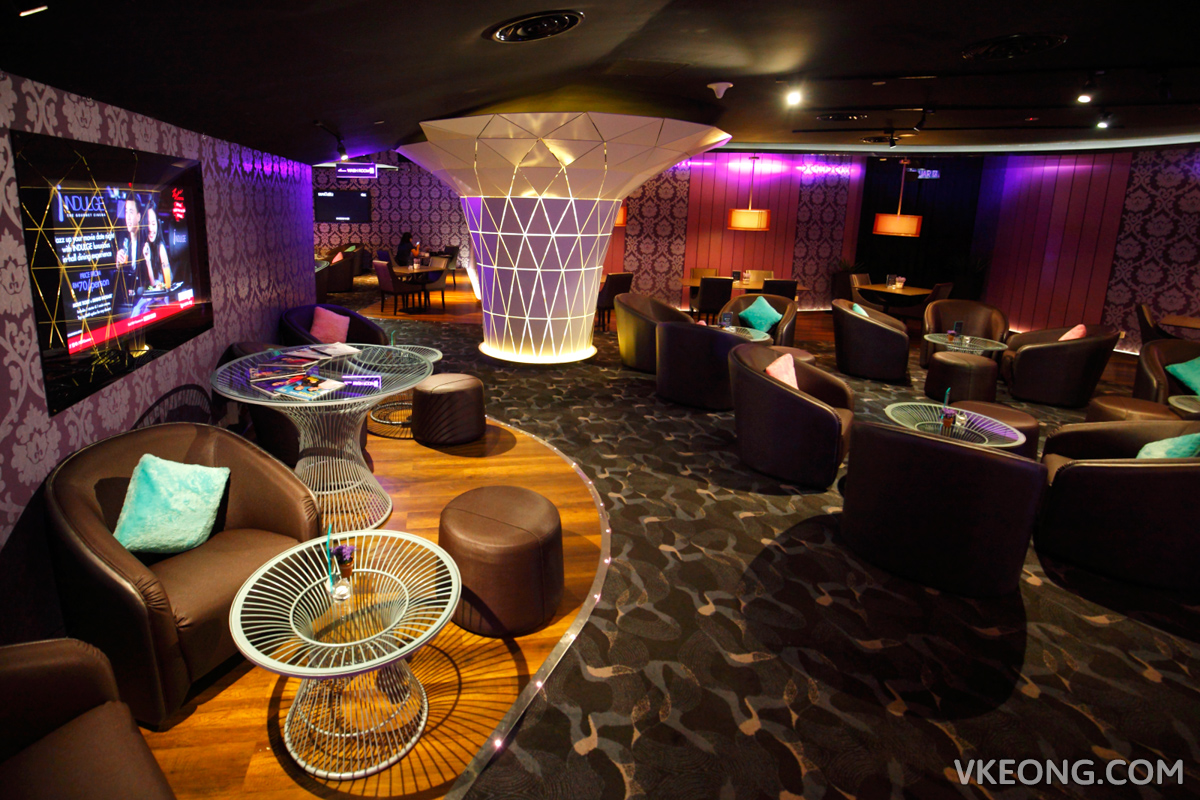TGV Indulge 1 Utama Restaurant Cinema