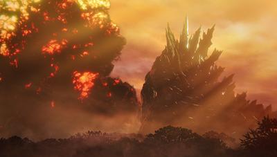 Godzilla Planet Boom