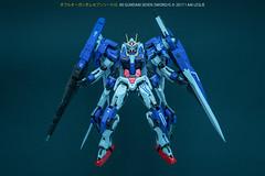 00 Gundam 7S/G & Raiser