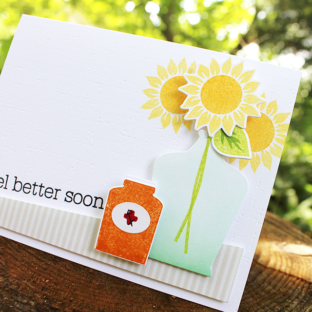 Feel Better Soon Card 2
