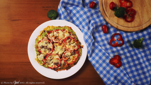 Low Carb Broccoli Pizza – Food For Body Fit