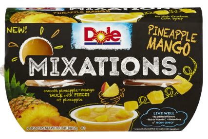 Dole Mixations Coupon
