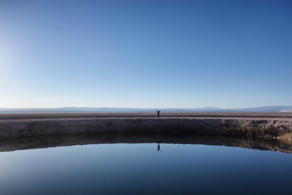 San Pedro Atacama - Ojos del Salar - Anais