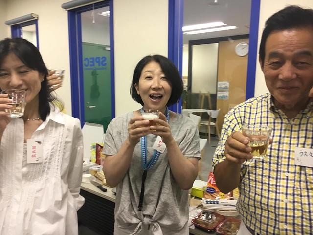 大阪ウクレレスターズ4周年記念♪