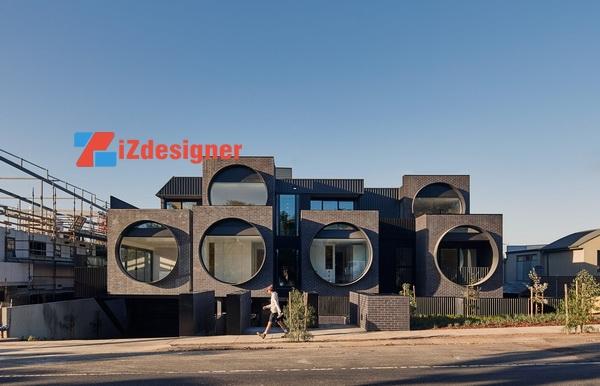 Những ô cửa sổ tròn ở Australia