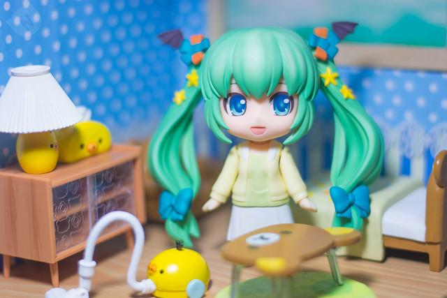 Nendoroid Hatsune Miku @ Nendomeow