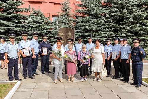 Поздравляем наших инспекторов ДПС ОГИБДД