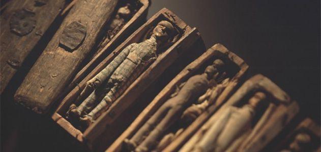 Moving Coffins