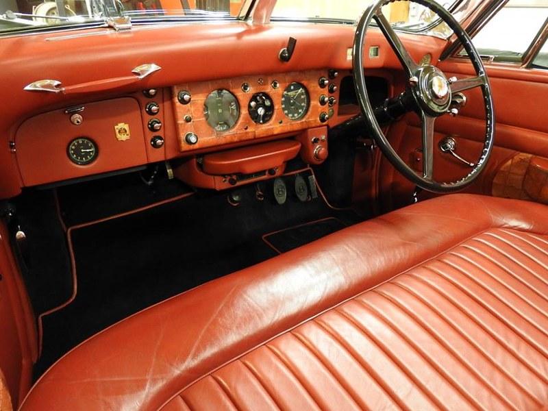 1947 Bentley Mark VI 3-Position Cabriolet body by Franay