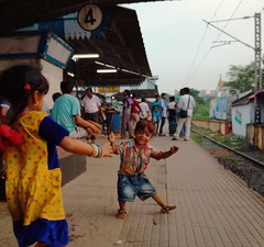 A Dancing Moment.