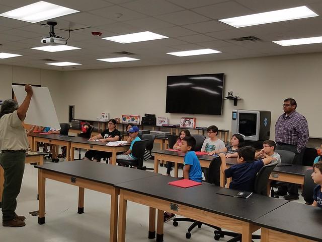 STEM Summer Camp 2017