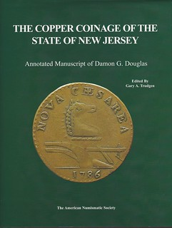 Douglas New Jersey coppers