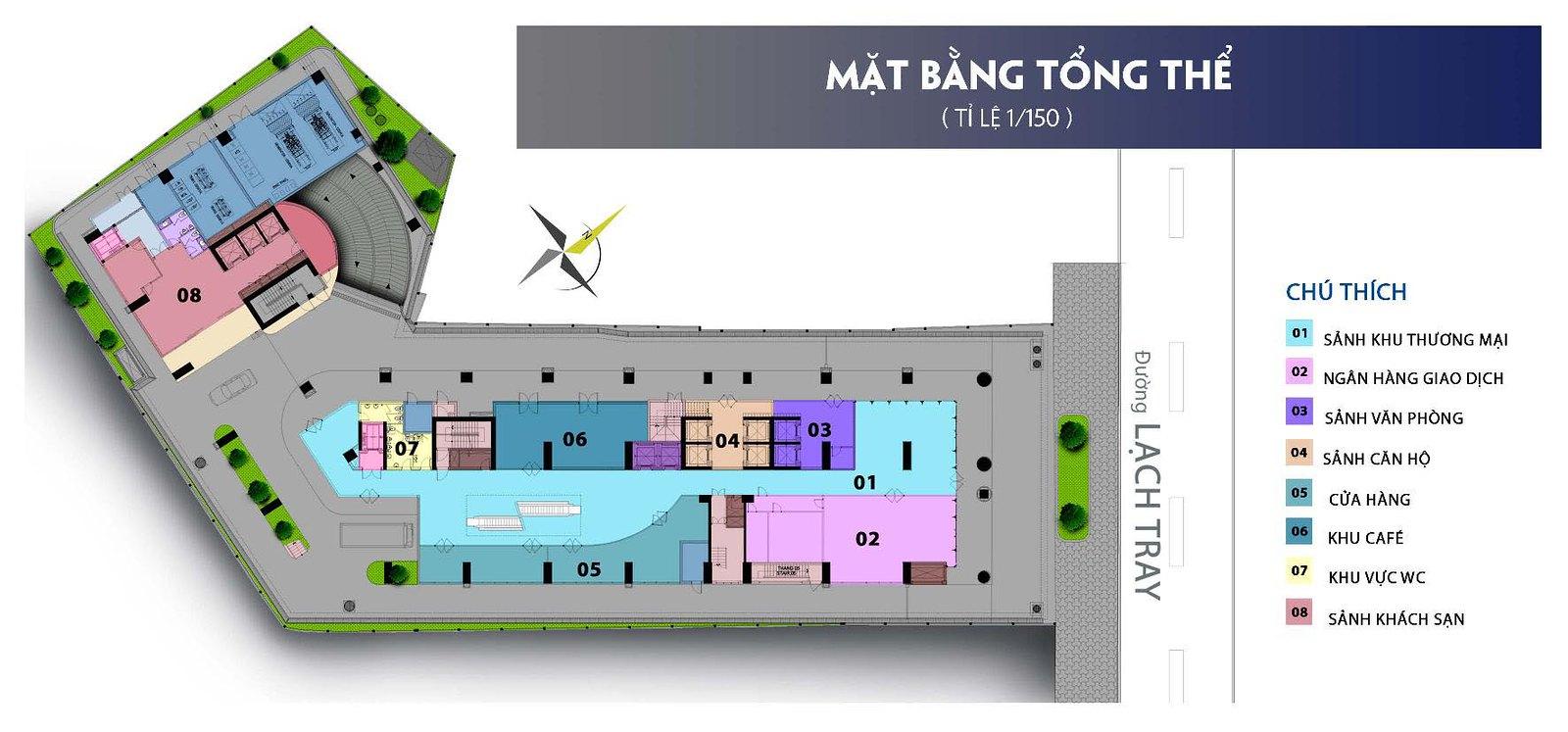 """SHP Plaza cho thuê căn hộ - Không gian vị trí mặt bằng căn hộ cho thuê  <img src=""""images/"""" width="""""""" height="""""""" alt=""""Công ty Bất Động Sản Tanlong Land"""">"""