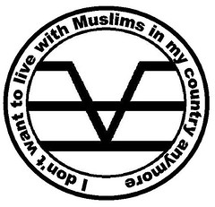 I don't want to live with Muslims in my country anymore 2