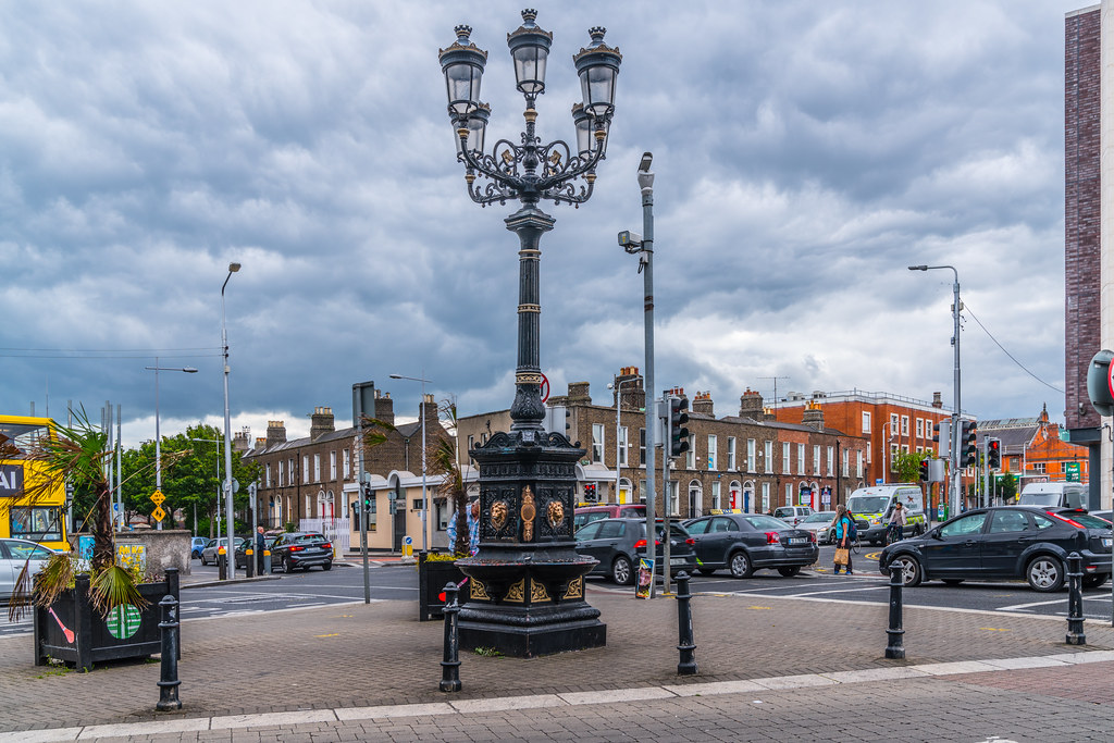 THE FIVE LAMPS [NORTH STRAND DUBLIN]-131831