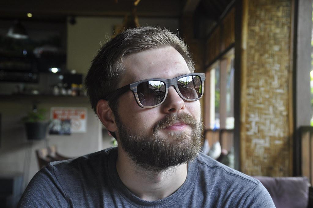 Woodstylz wooden sunglasses
