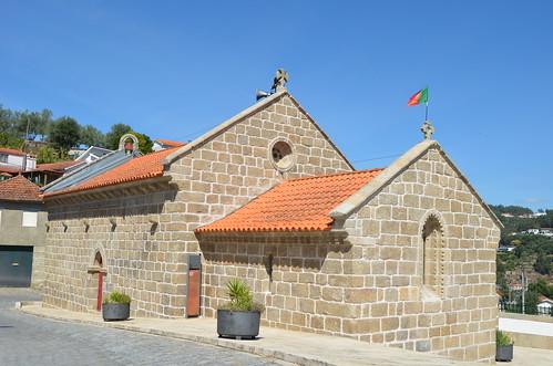 Igreja de Nossa Senhora da Natividade de Escamarão I