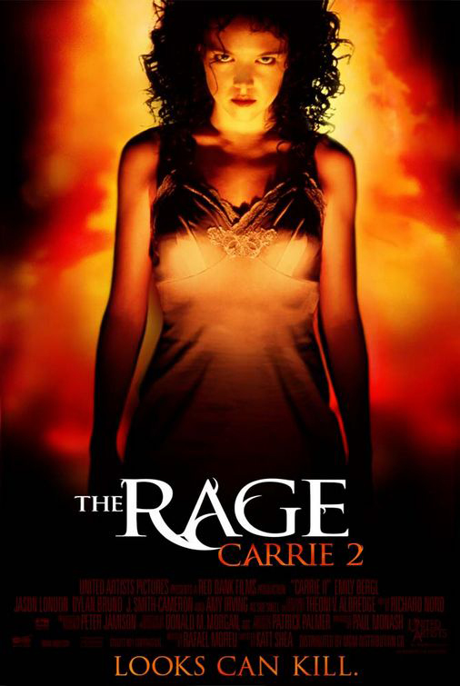 The Rage - Carrie 2 - Poster 1