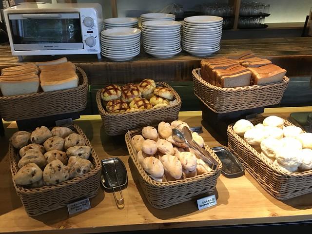 有好多好多早餐在這裡@宜蘭捷絲旅礁溪館