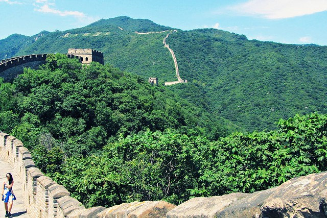 The Great Wall of China - Mutianyu (2017)