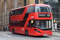 AL HA51 @ London Liverpool Street bus station