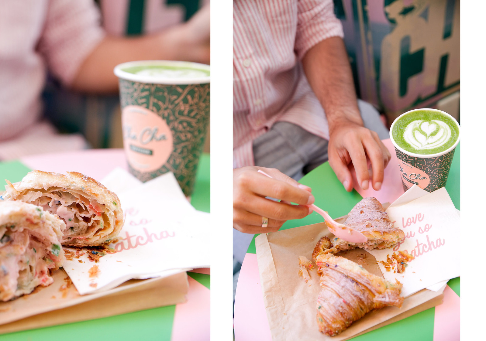 08_cha_cha_matcha_cafeteria_rosa_nueva_york_el_mejor_matcha_unicorn_croissant_breakfast_theguestgirl_nyc