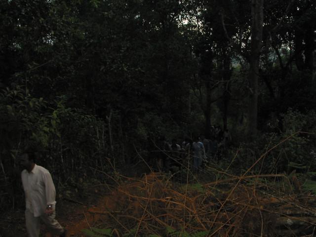 12th Kopa Town to Shrungeri Malnad (Karnataka) December,2003