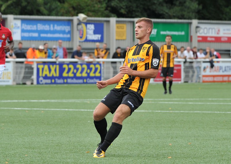 Maidstone United v Wrexham 239