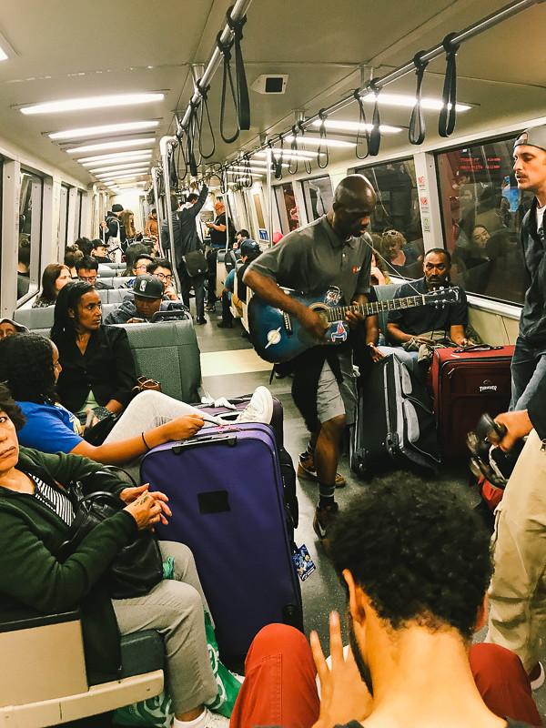 Jam Train
