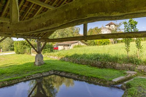 St Aulaye en Perigord, Dordogne, SW France