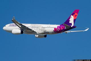 Hawaiian Airlines Airbus A330-243 cn 1823 F-WWCH // N361HA