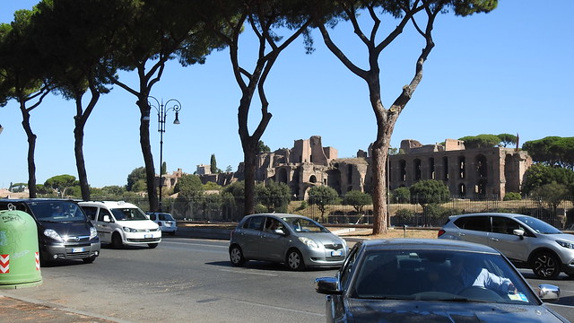 Second Day in Rome