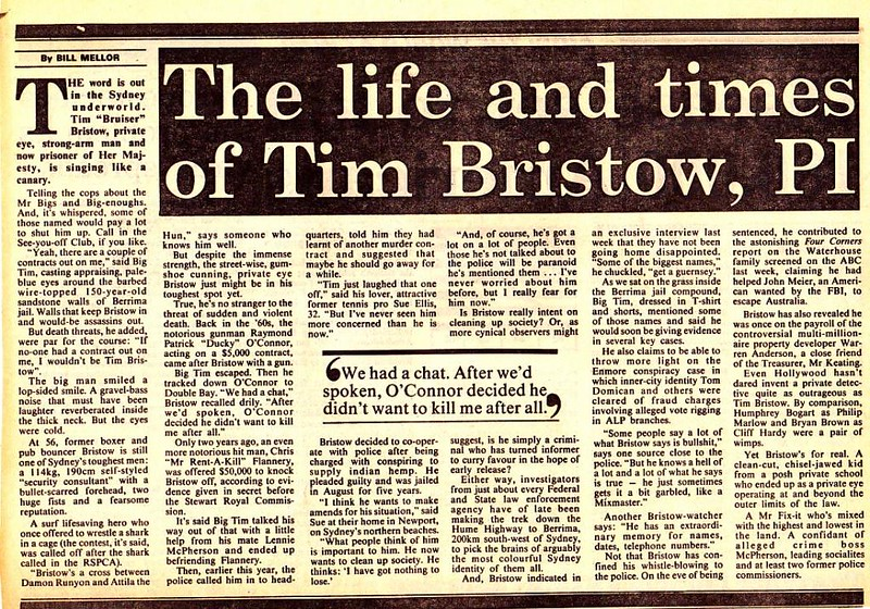 Tim Bristow