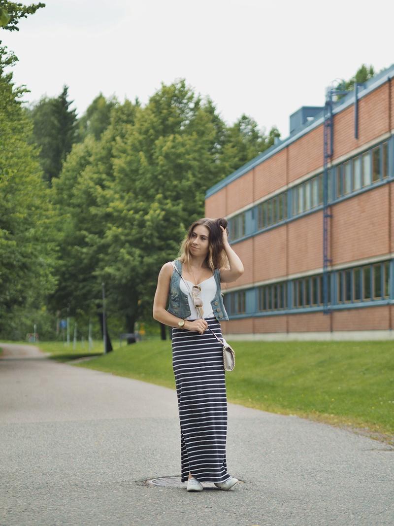 striped-maxiskirt-outfit-veromoda-raidallinen-maxihame