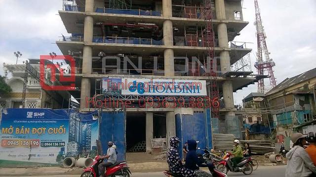 """HP Căn hộ cho thuê tại Hải Phòng - Hình ảnh khu chung cư cao cấp SHP Plaza xây dựng  <img src=""""images/"""" width="""""""" height="""""""" alt=""""Công ty Bất Động Sản Tanlong Land"""">"""