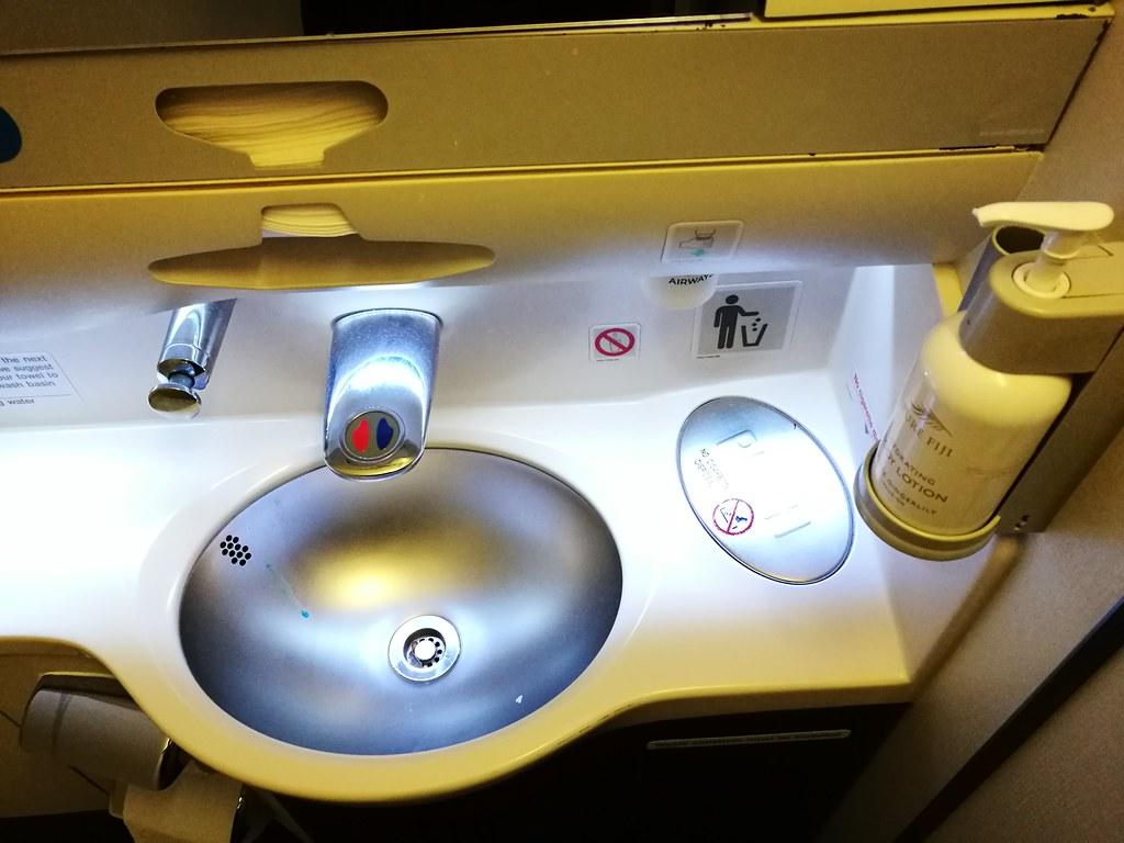 Onboard lavatory