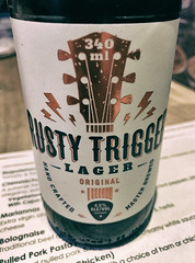 Rusty Trigger Lager