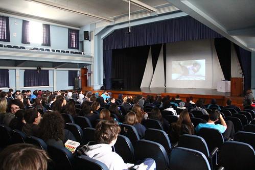 Colégio Americano promove Sensibilização ao Oscarito