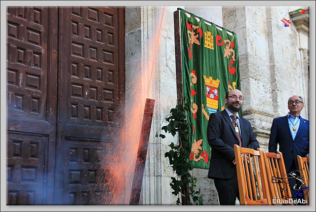 #BriviescaFiestas17 Lectura del pregón y Proclamación de las Reinas (28)