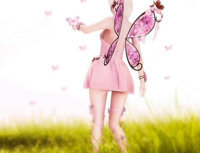 Float like a butterfly sting like a bee...