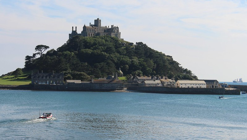 St Michael's Mount, near Penzance